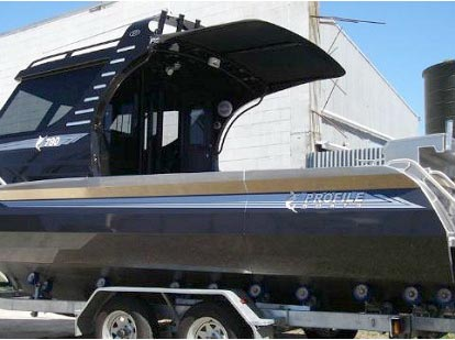 Gallery - Boat Canopies and Covers - 1