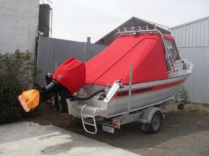 Gallery - Boat Canopies and Covers - 10