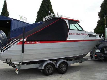 Gallery - Boat Canopies and Covers - 11