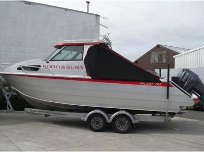 Gallery - Boat Canopies and Covers - 12