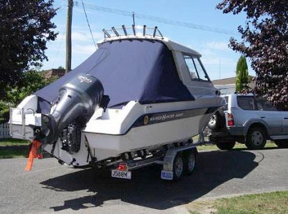 Gallery - Boat Canopies and Covers - 13