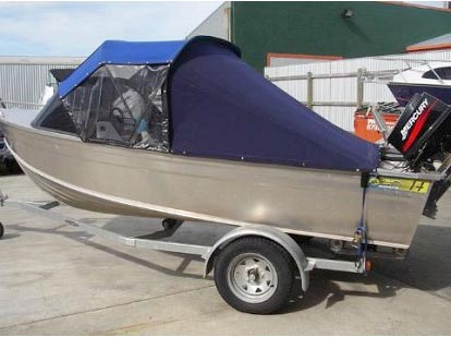 Gallery - Boat Canopies and Covers - 15