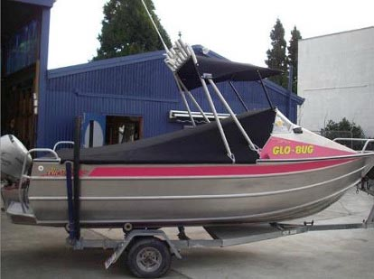 Gallery - Boat Canopies and Covers - 16