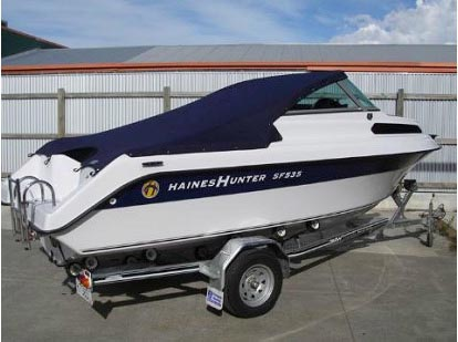 Gallery - Boat Canopies and Covers - 17