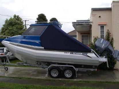 Gallery - Boat Canopies and Covers - 19