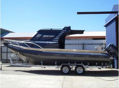 Gallery - Boat Canopies and Covers - 2