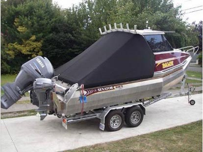Gallery - Boat Canopies and Covers - 22