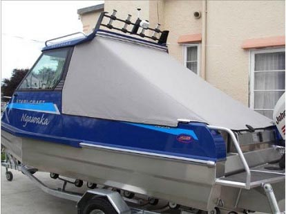 Gallery - Boat Canopies and Covers - 23