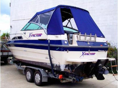 Gallery - Boat Canopies and Covers - 28