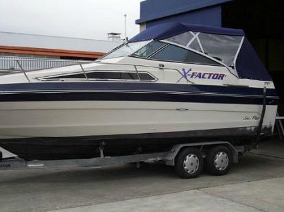 Gallery - Boat Canopies and Covers - 29