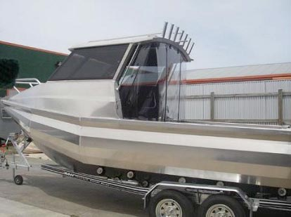 Gallery - Boat Canopies and Covers - 30
