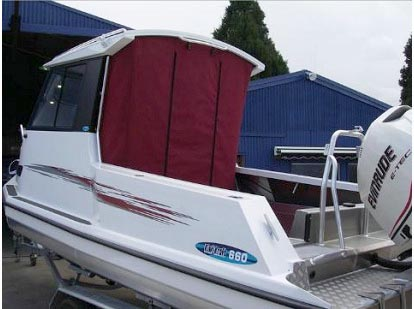 Gallery - Boat Canopies and Covers - 34