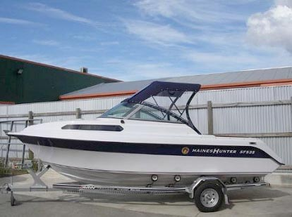 Gallery - Boat Canopies and Covers - 35