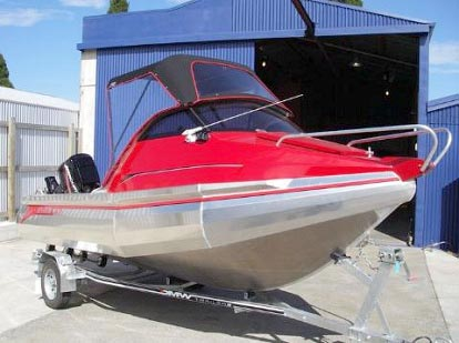 Gallery - Boat Canopies and Covers - 36