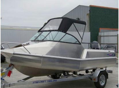 Gallery - Boat Canopies and Covers - 37