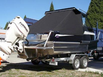 Gallery - Boat Canopies and Covers - 4