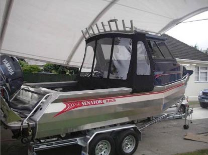 Gallery - Boat Canopies and Covers - 42