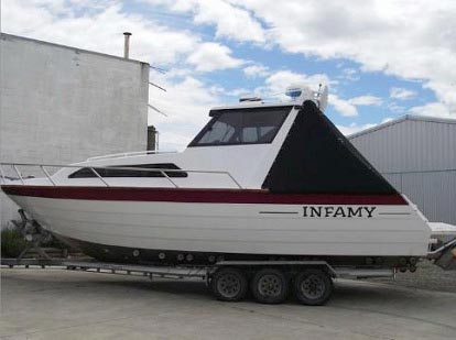 Gallery - Boat Canopies and Covers - 5