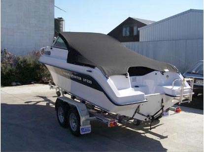 Gallery - Boat Canopies and Covers - 50