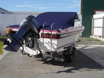 Gallery - Boat Canopies and Covers - 52