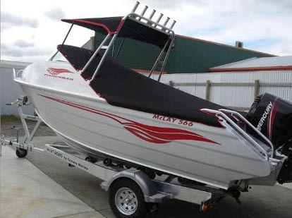 Gallery - Boat Canopies and Covers - 53