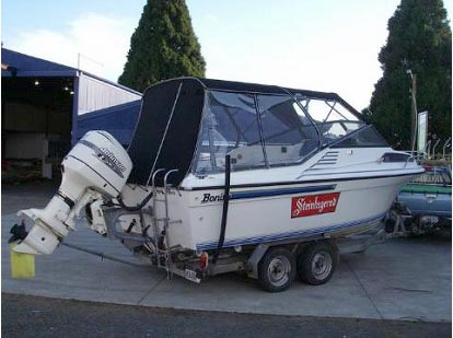 Gallery - Boat Canopies and Covers - 54