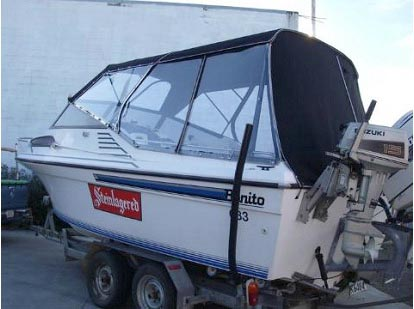 Gallery - Boat Canopies and Covers - 57