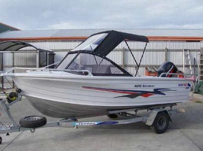 Gallery - Boat Canopies and Covers - 58