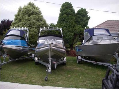 Gallery - Boat Canopies and Covers - 59