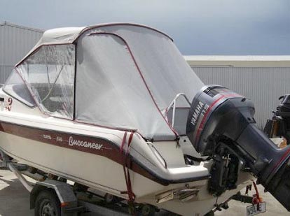 Gallery - Boat Canopies and Covers - 6