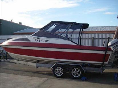 Gallery - Boat Canopies and Covers - 61