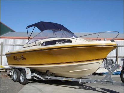 Gallery - Boat Canopies and Covers - 62