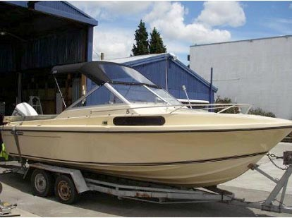 Gallery - Boat Canopies and Covers - 64