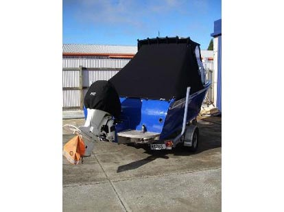 Gallery - Boat Canopies and Covers - 7
