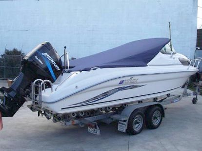 Gallery - Boat Canopies and Covers - 72