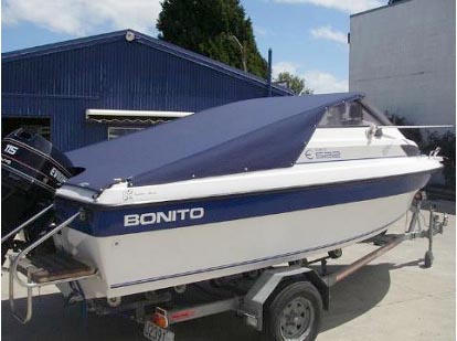 Gallery - Boat Canopies and Covers - 74