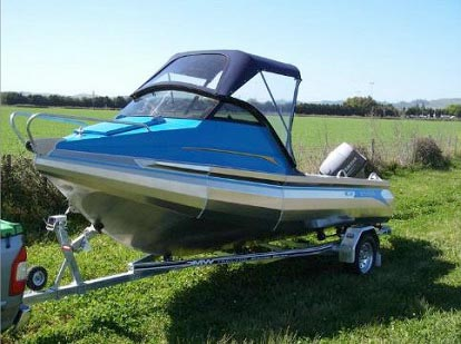 Gallery - Boat Canopies and Covers - 78