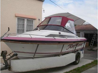 Gallery - Boat Canopies and Covers - 79