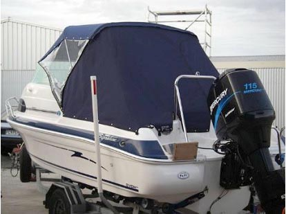 Gallery - Boat Canopies and Covers - 8