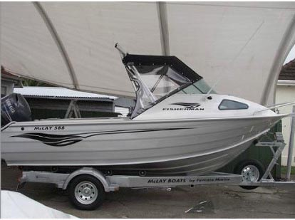 Gallery - Boat Canopies and Covers - 83