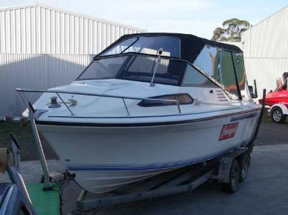 Gallery - Boat Canopies and Covers - 86