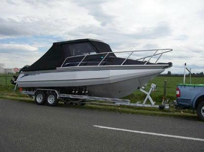 Gallery - Boat Canopies and Covers - 9